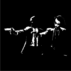 pulp-fiction-batman-joker-black