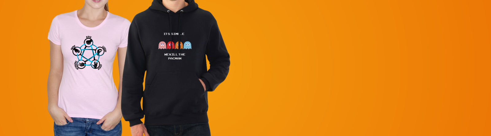 hoodie and tee special