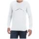 Batman Silhouette (White) long sleeve shirt