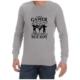 I Am A Gamer (Grey) long sleeve shirt