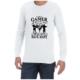 I Am A Gamer (White) long sleeve shirt