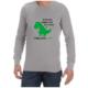 If Youre Happy (Grey) long sleeve shirt