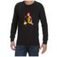 Ronald McDonald Joker (Black) long sleeve shirt