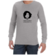 You Know Nothing (Grey) long sleeve shirt