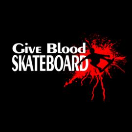 give blood black