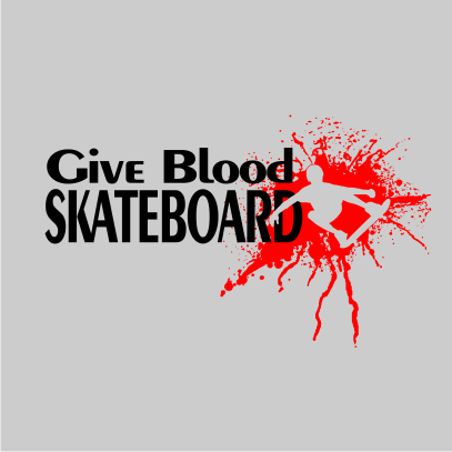 give blood grey