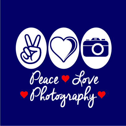 peace love photography navy