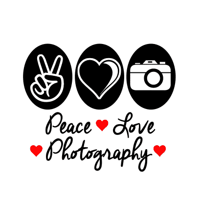 peace love photography white