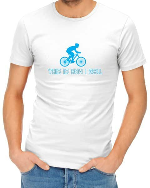 this is how i roll mens tshirt