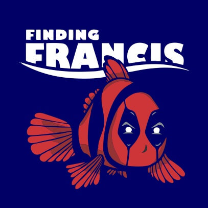 Finding Francis dark blue