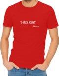 Hodor Mens Red Shirt