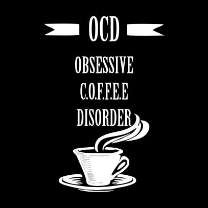 OCD coffee black