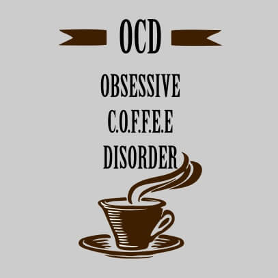 OCD coffee grey