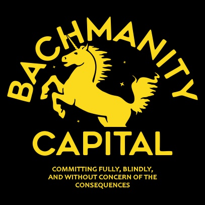 Bachmanity Capital black