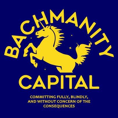 Bachmanity Capital dark blue