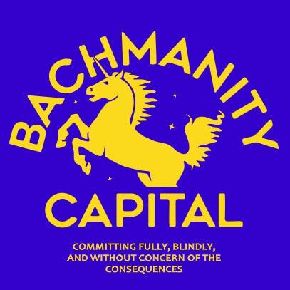 Bachmanity Capital light blue