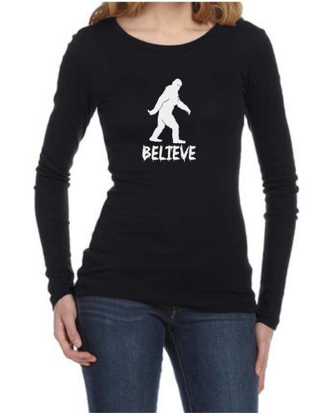 Believe Ladies long sleeve