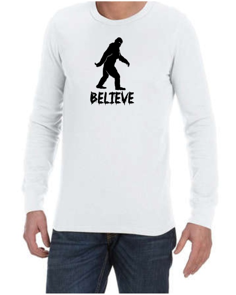Believe mens long sleeve