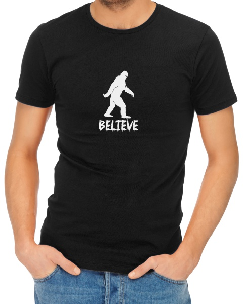 Believe mens short sleeve
