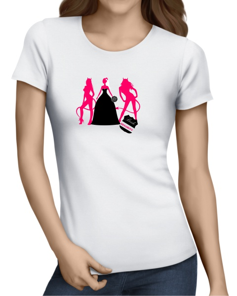 Bride Security ladies short sleeve