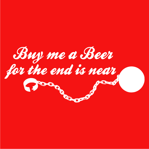 Buy Me A Beer Red