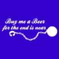 Buy Me A Beer Royal Blue