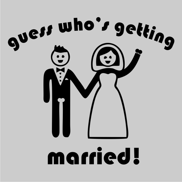 Guess Who_s Getting Married Grey