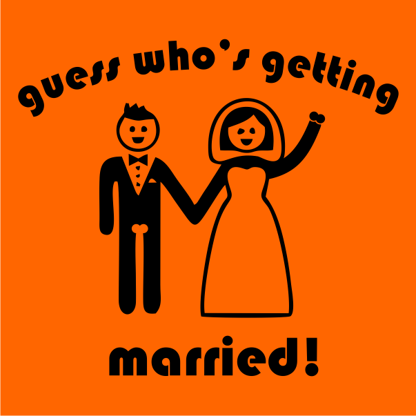 Guess Who_s Getting Married Orange