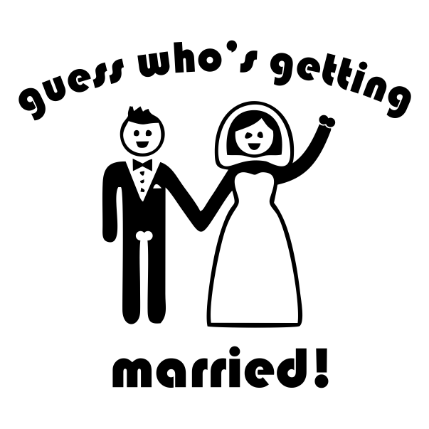 Guess Who_s Getting Married White