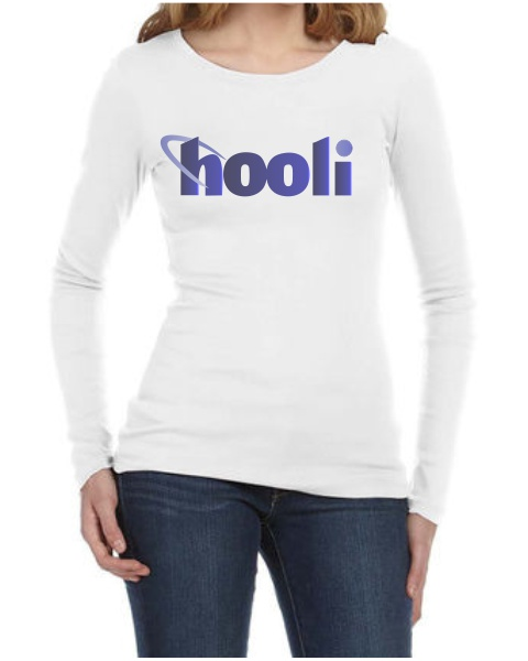 Hooli ladies long sleeve shirt