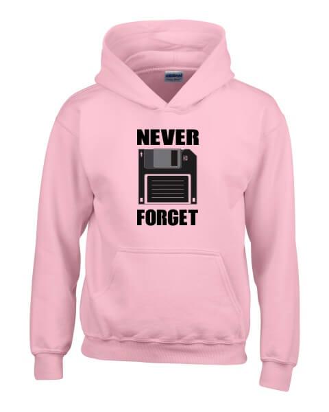 Never Forget ladies hoodie
