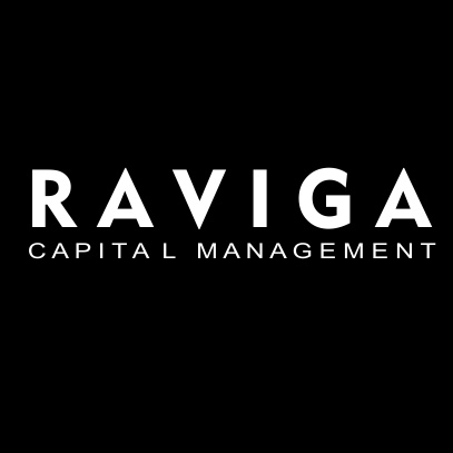 Raviga Capital Management black