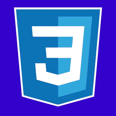 Silicon Valley CSS3 blue