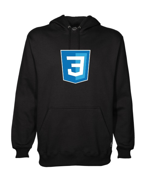 Silicon Valley CSS3 hoodie