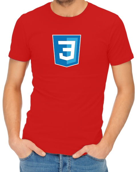 Silicon Valley CSS3 tshirt