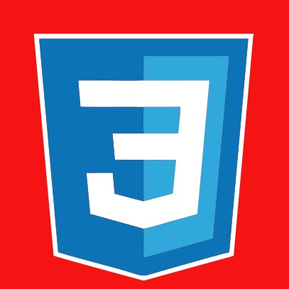 Silicon Valley CSS3 red