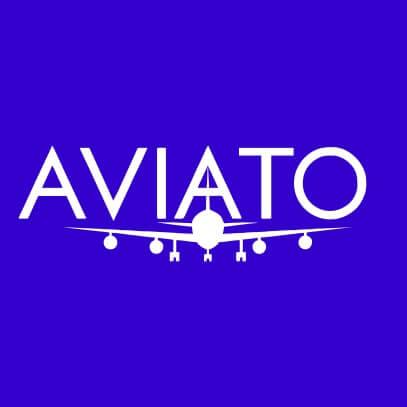 Silicon Vally Aviato plane light blue