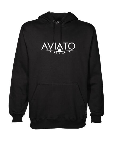 Silicon Vally Aviato plane mens hoodie