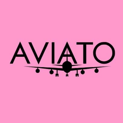 Silicon Vally Aviato plane pink