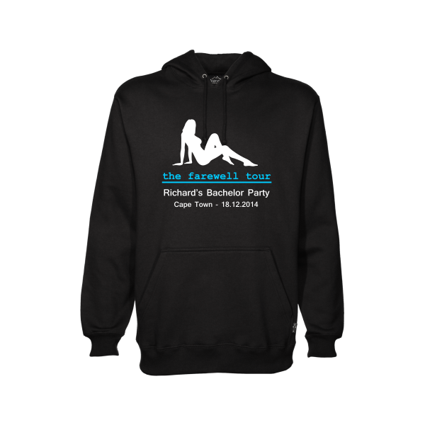 The Farewell Tour Black Hoodie