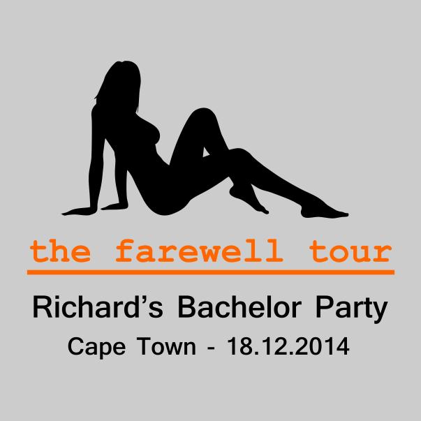 The Farewell Tour Grey