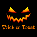 Trick or Treat Black