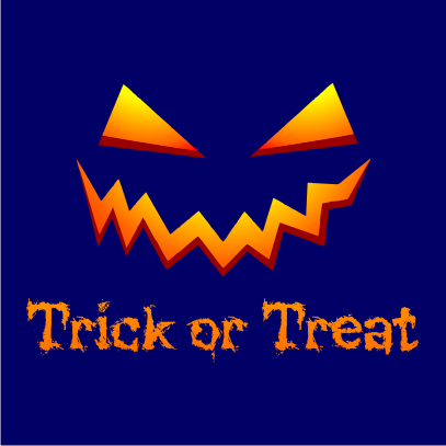 Trick or Treat Navy