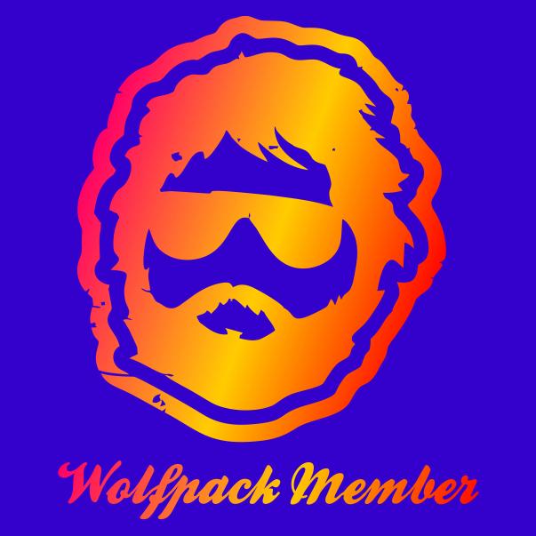 Wolfpack Member Royal Blue