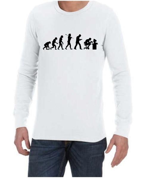 gamer evolution mens long sleeve