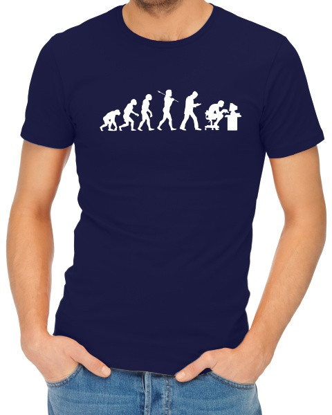 gamer evolution mens short sleeve