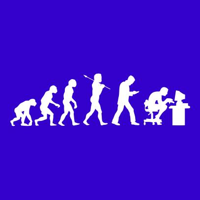 gamer evolution royal blue