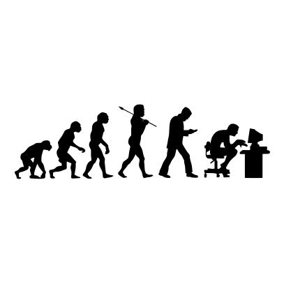 gamer evolution white