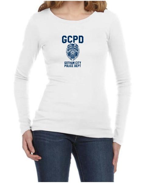gcpd ladies long sleeve