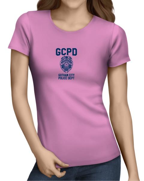gcpd ladies short sleeve